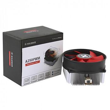 Xilence XC035 AMD Socket 92mm PWM 2800RPM Red Fan CPU Cooler