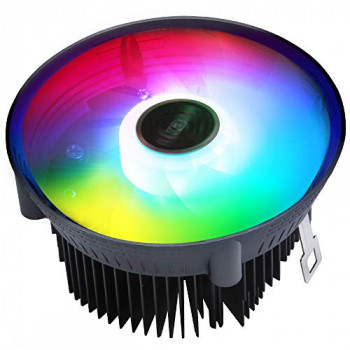Akasa Vegas Chroma AM | RGB CPU Cooler | AK-CC1106HP01 | For AMD AM4, AM3+ With Addressable RGB Fan