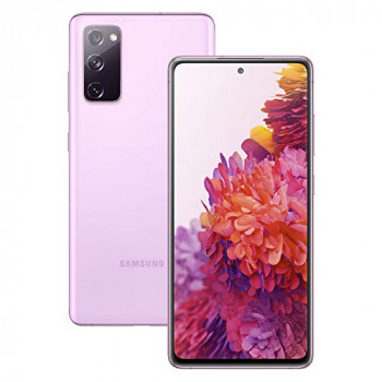 Samsung Galaxy S20 FE 5G Mobile Phone; Sim Free Smartphone - Cloud Lavender (UK Version)
