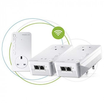 Magic 1 WiFi 2-1-3 Home WiFi Kit(3xplug)