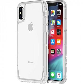Griffin Survivor GIP-007-CLR Clear Case for Apple iPhone XS/X Transparent