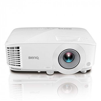BenQ TH550 Full HD 1080p Home Entertainment Projector, 3500 ANSI Lumen, 20, 000 1 High Contrast Ratio, SmartEco Power Saving Technology, 15, 000 Hours Lamp Life, Light Weight 1.9Kg - White