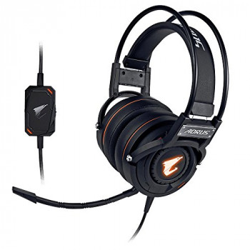 Gigabyte Gaming Headset - Black