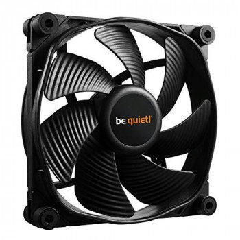 be quiet! Silent Wings 3 120 mm PWM High Speed PC Case Fan - Black