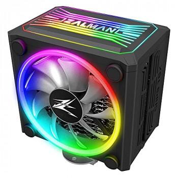 Zalman CNPS10X OPTIMA II RGB CPU-Kühler - weiß
