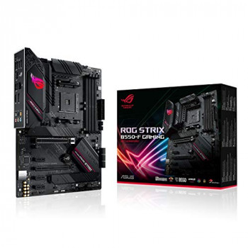 ASUS ROG Strix B550-F Gaming Motherboard, AMD, AM4, ATX, 128GB DDR4, 4 DIMM