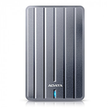 ADATA HC660 2TB USB3.1 External Hard Disk, titanium