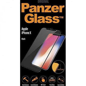 PanzerGlass Premium Apple iPhone x Black Screen Protector