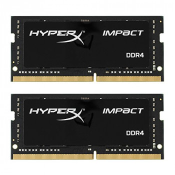 Kingston HyperX Impact RAM Module - 16 GB (2 x 8 GB) - DDR3 SDRAM