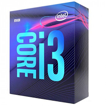 Intel Core i3-9100 Retail - (1151/8 Core/3.60GHz/6MB/Coffee Lake/65W/Graphics) - BX80684I39100