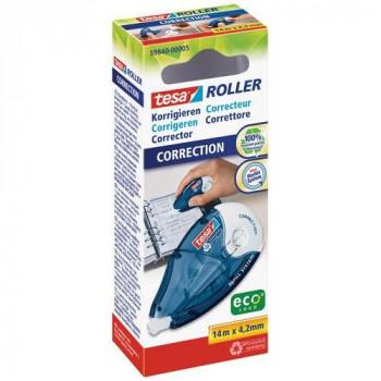 tesa Refillable Correction Roller 14 m x 4.2 mm