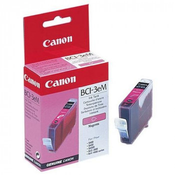 Canon Multipass Smartbase & Pixma BCI-3eM - magenta red ink cartridge Bci-3