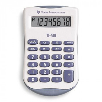 Texas Instruments TI 501 Calculator