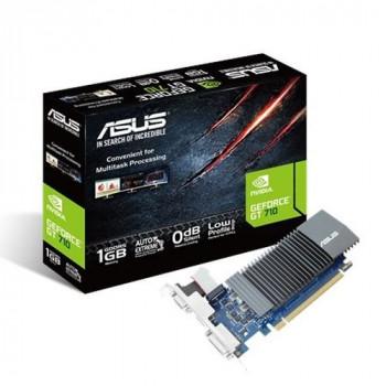 Asus GT710 1GB DDR5 Pcie2 VGA DVI HDMI Silent