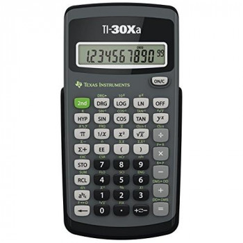 Texas TI30XA Scientific calculator