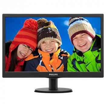 """Philips V-line 203V5LSB26 49.5 cm (19.5"""") LED Monitor - 16:9 - 5 ms"""