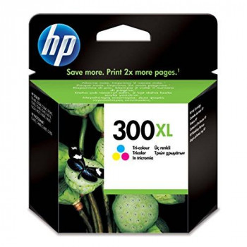 HP 300XL Ink Cartridge - Cyan, Magenta, Yellow