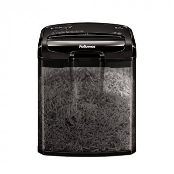 Fellowes Powershred M-7CM Personal 7 Sheet Cross Cut Paper Shredder for Home Use