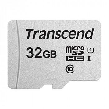 Transcend 32GB Micro SDHC Class 10 UHS-I U1 Flash Card