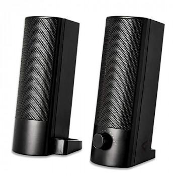 V7 SB2526-USB-6E Sound Bar 2.0 USB Multimedia Speaker System