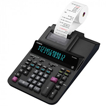 Casio FR-620RE-B-UC Printing Euro Tax Mains-Power Calculator