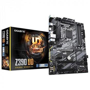 Gigabyte Z390 UD Newcomer in the range, Mainboards Gigabyte Z390 UD, Intel Z390 - Sockel 1151 Black