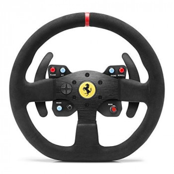 Thrustmaster 599XX Evo 30 Wheel Add-On Alcantara Edition (Xbox One/PS4/PS3/PC DVD)