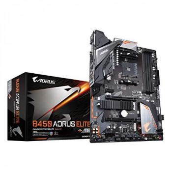 MB AMD B450 Aorus Elite ATX DDR4