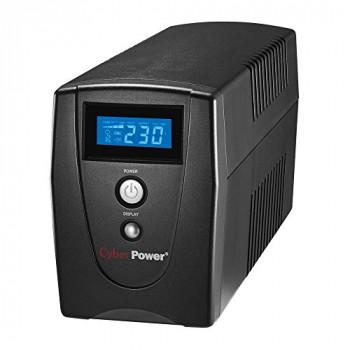 CyberPower Value VALUE800EILCD Line-interactive UPS - 800 VA/480 WTower