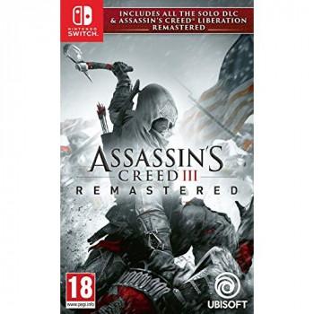 Assassin's Creed III Remastered (Nintendo Switch)