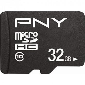 PNY Performance Plus microSDHC card 32GB Class 10