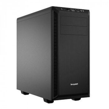 Be Quiet! Pure Base 600 Gaming Case ATX No PSU 2 x Pure Wings 2 Fans Black