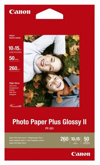 Canon Photo Paper Plus PP-201 Photo Paper
