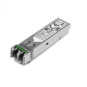 StarTech.com Cisco GLC-ZX-SM-RGD Compatible SFP Module - 1000BASE-ZX - SFP Fiber Optical Transceiver - Lifetime Warranty