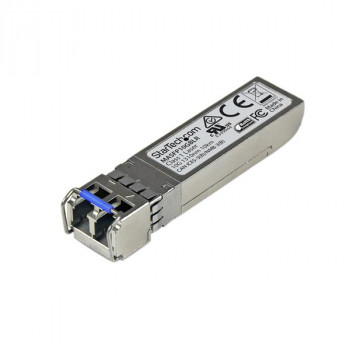 StarTech.com Cisco Meraki MA-SFP-10GB-LR Compatible SFP+ Module - 10GBASE-LR - SFP Fiber Optical Transceiver - Lifetime Warranty