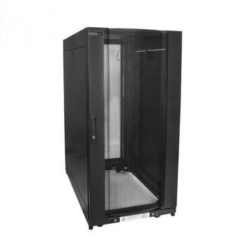 StarTech.com 25U Server Rack Cabinet - 37 in. Deep Enclosure - Network Cabinet - Rack Enclosure Server Cabinet - Data Cabinet