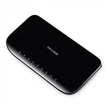 TP-LINK (TL-SG1008D V7) 8-Port Gigabit Unmanaged Desktop Switch Plastic Case