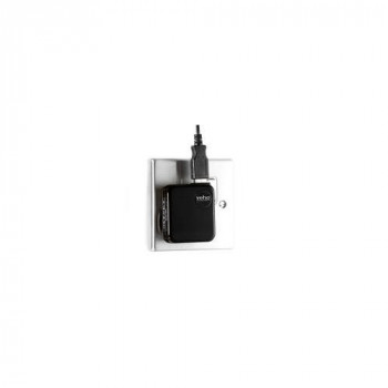VAA-003-BLK Black Mains USB Charger for USB Charged Devices