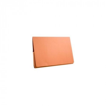 Guildhall Pocket Legal Wallet 14x10 Inches Orange