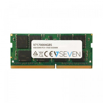 V7 - HYPERTEC 4GB DDR4 2133MHZ CL15 SO DIMM PC4-17000