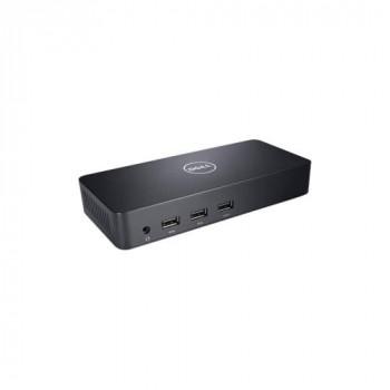 Dell D3100 USB 3.0 Docking Station for Notebook - Black