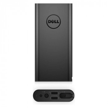 Dell Power Companion Battery Power Adapter - Black