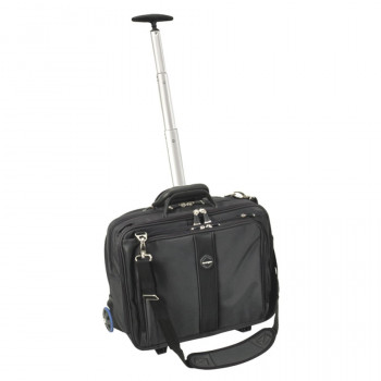 "Kensington Contour Carrying Case (Roller) for 43.2 cm (17"") Notebook - Black"