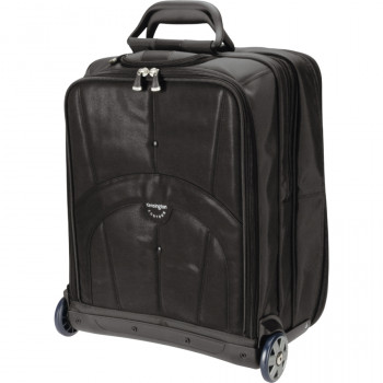 "Kensington Carrying Case (Roller) for 43.2 cm (17"") Notebook - Black"