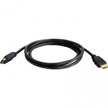 C2G HDMI A/V Cable for Audio/Video Device - 50 cm - Shielding - 1 Pack