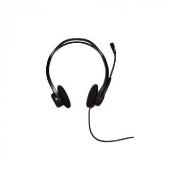 Logitech 960 Wired Headset - Over-the-head - Semi-open