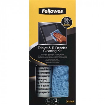 Fellowes Cleaning Kit for Digital Text Reader, Tablet PC