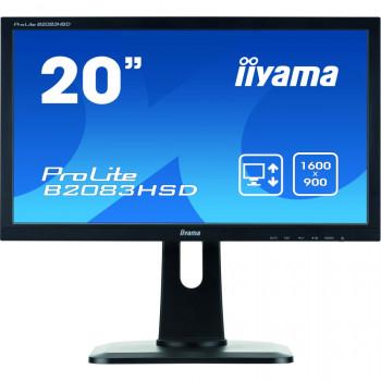 "iiyama ProLite B2083HSD 49.5 cm (19.5"") LED Monitor - 16:9 - 5 ms"