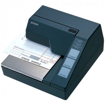 Epson TM-U295 Dot Matrix Printer - Monochrome - Desktop - Receipt Print
