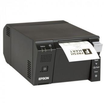 Epson TM- T70II Direct Thermal Printer - Monochrome - Desktop - Receipt Print